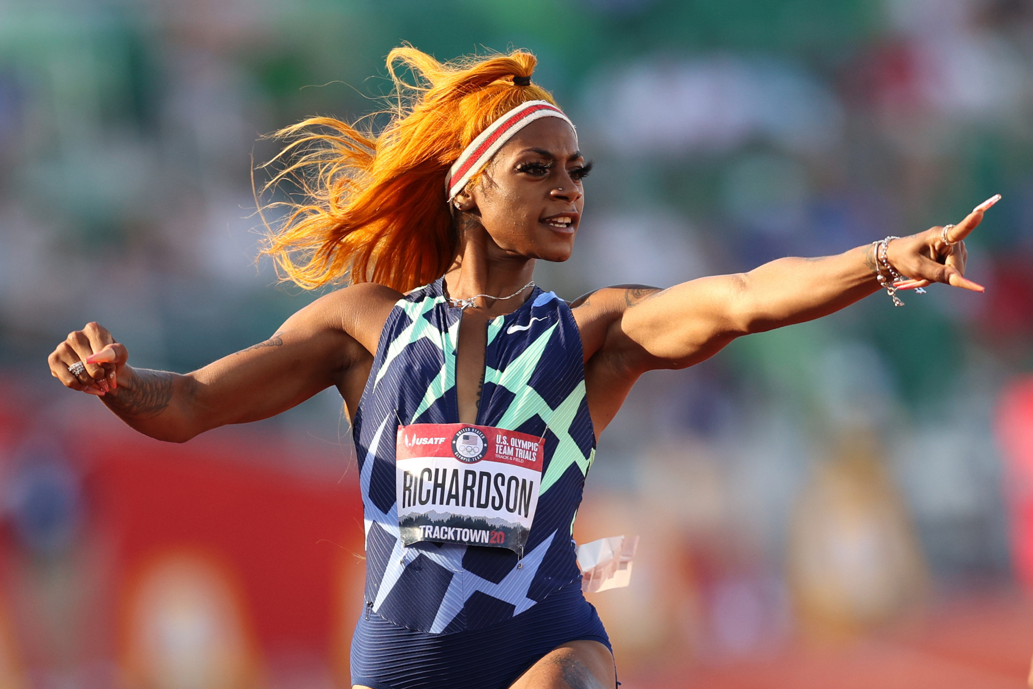Richardson to return from ban at Prefontaine Classic in star-studded women's 100m field