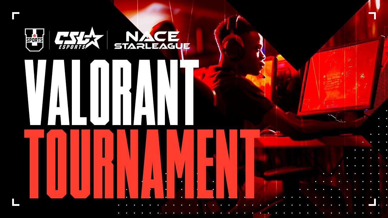 U SPORTS Gaming has announced the Valorant Tournament, set to start next week ©U SPORTS