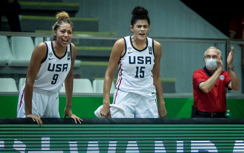 United States retain Under-19 Women's Basketball World Cup title