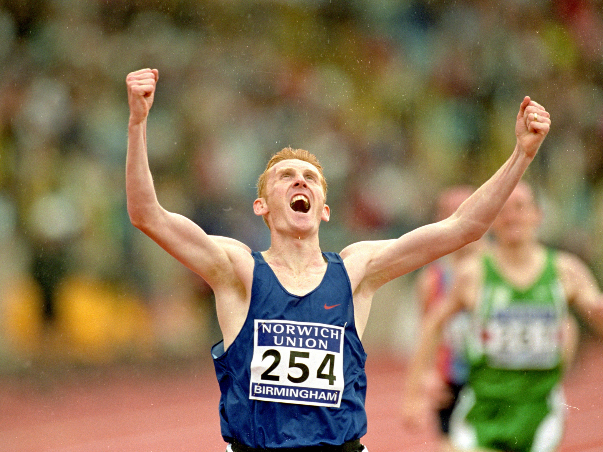 John Mayock enjoyed medal success on the international stage ©Getty Images