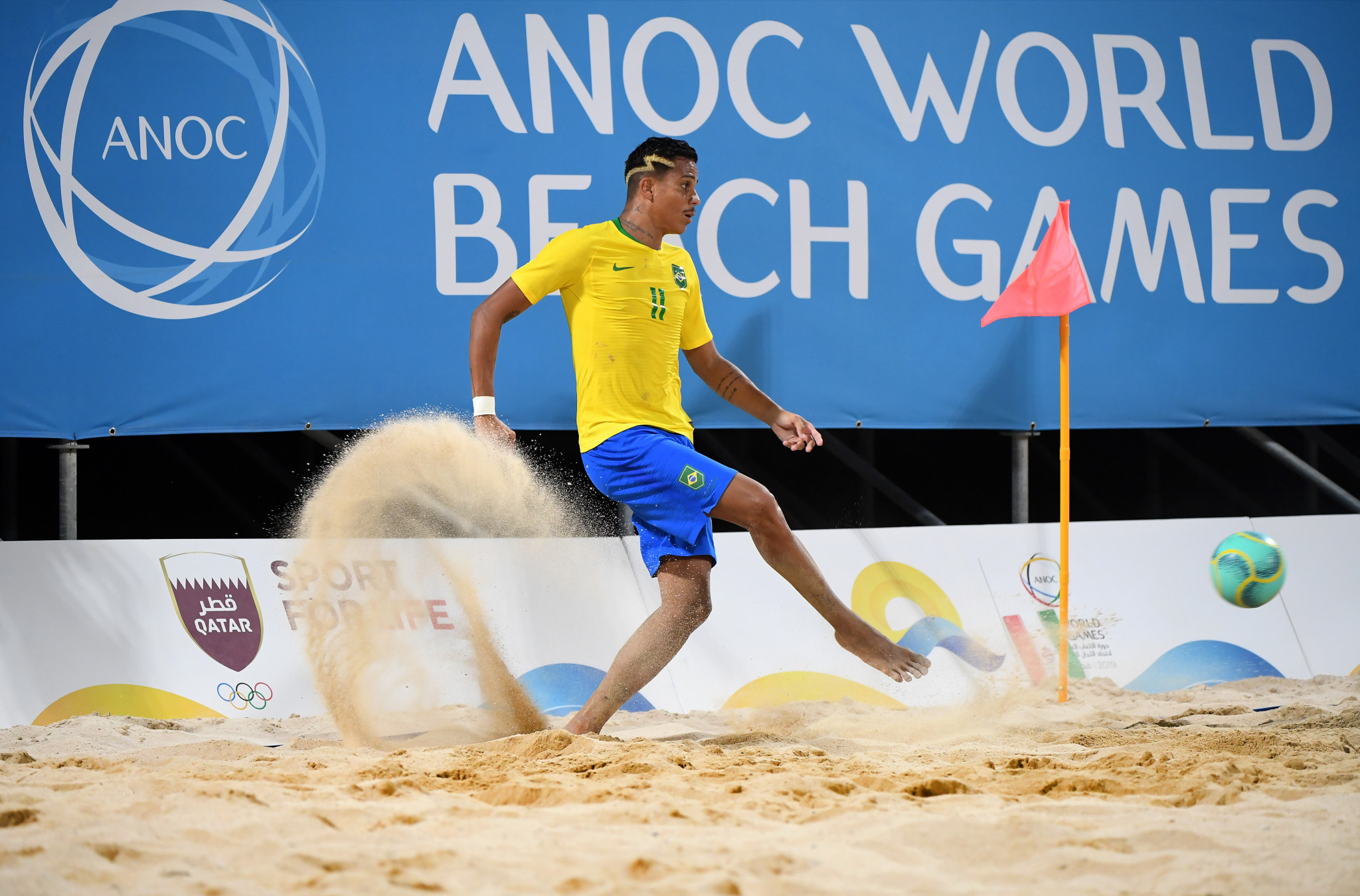 Core programme of 10 disciplines announced for 2023 and 2025 ANOC World Beach Games
