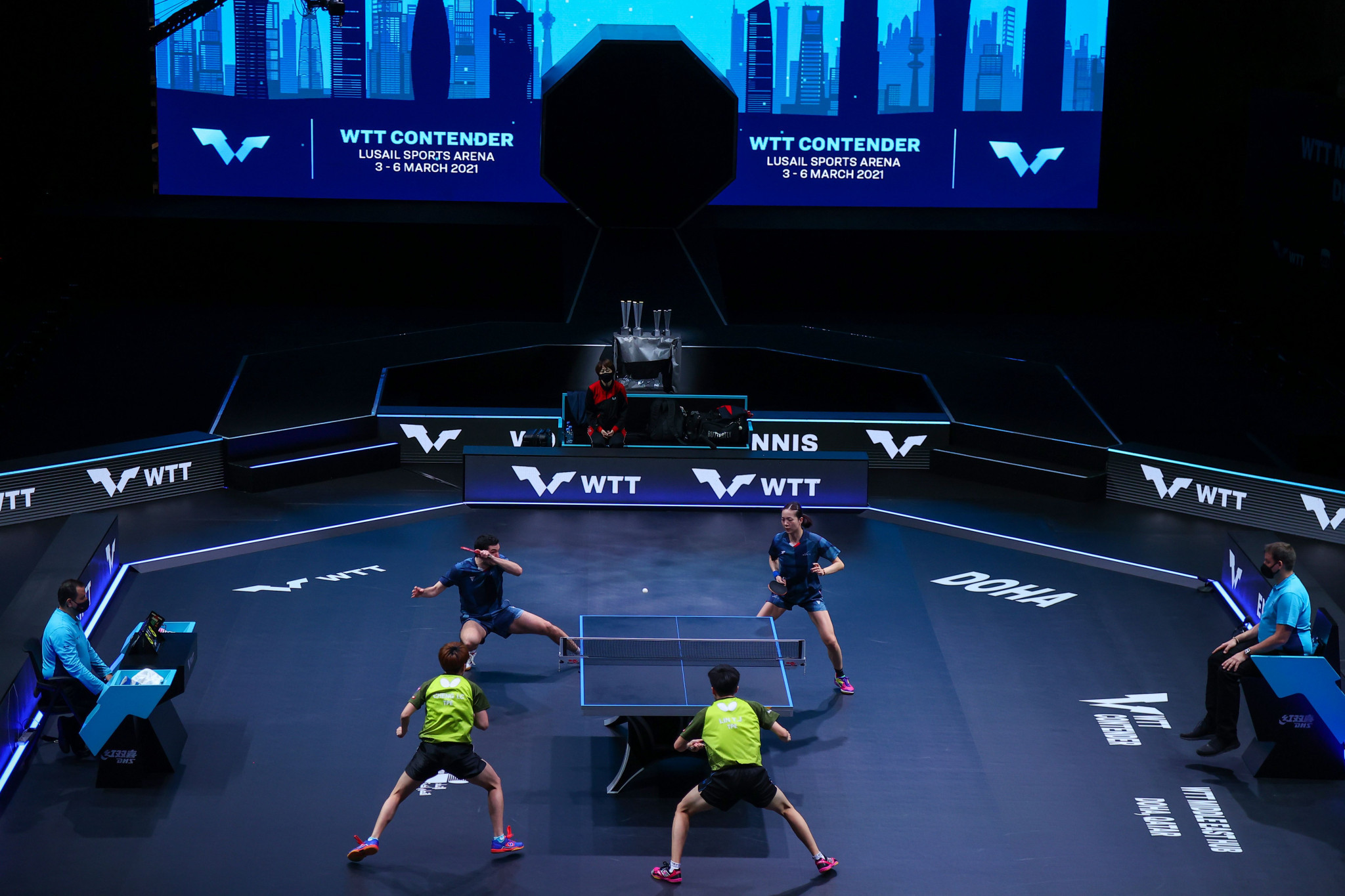 First European World Table Tennis event set to begin in Budapest