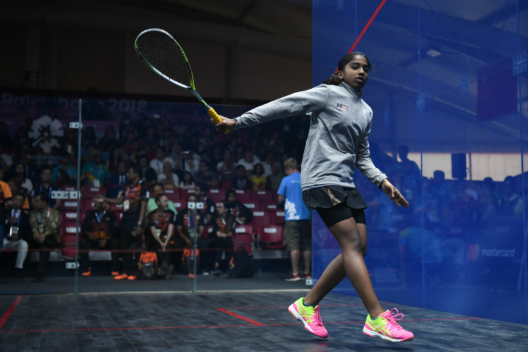 Subramaniam wins five-game epic on opening day of British Open squash