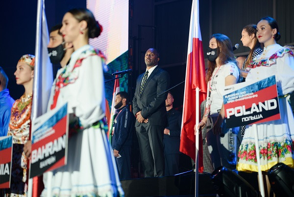 Opening Ceremony takes centre stage on day one of IMMAF European and Junior European Open Championships