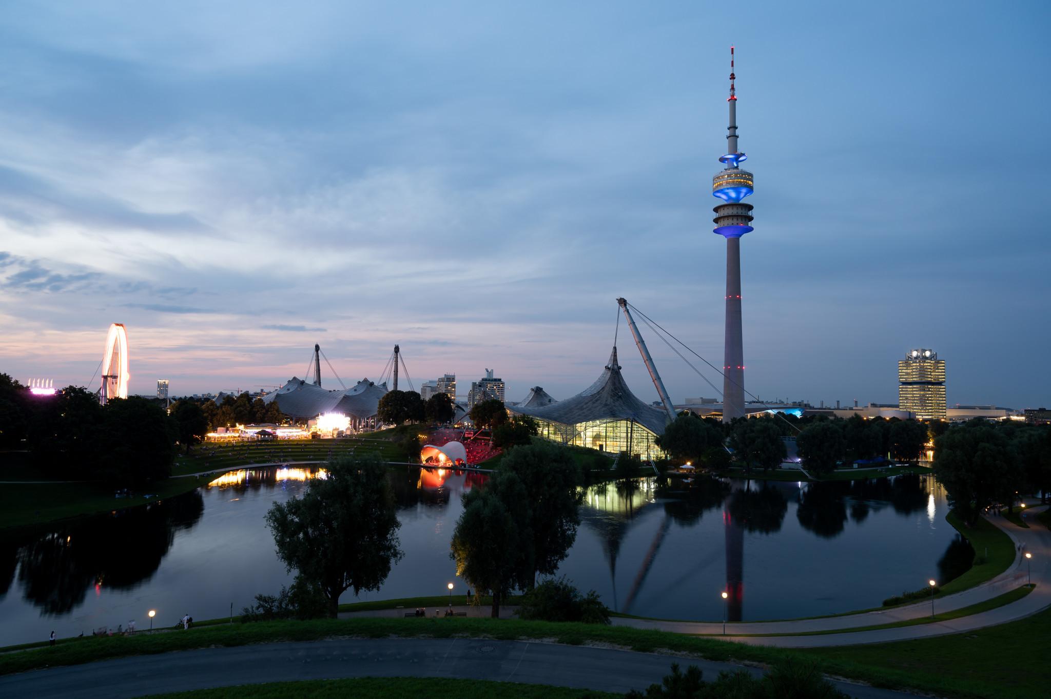Munich 2022 European Championships partners with venue-planning platform Iventis