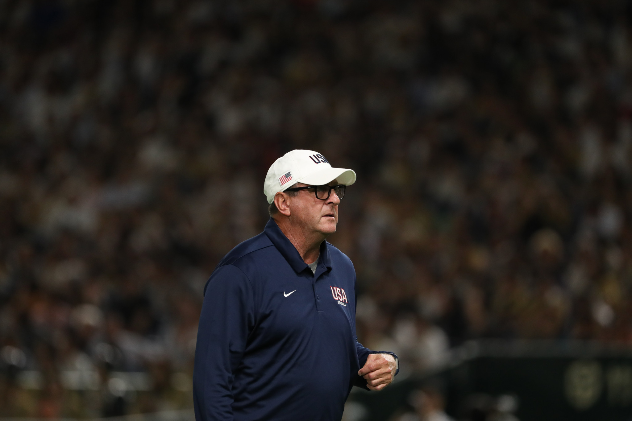 US softball coach Eriksen unsure whether Tokyo 2020 should have taken place