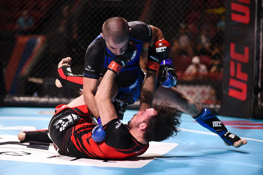 2019 medallists start strongly on second day of IMMAF European Open