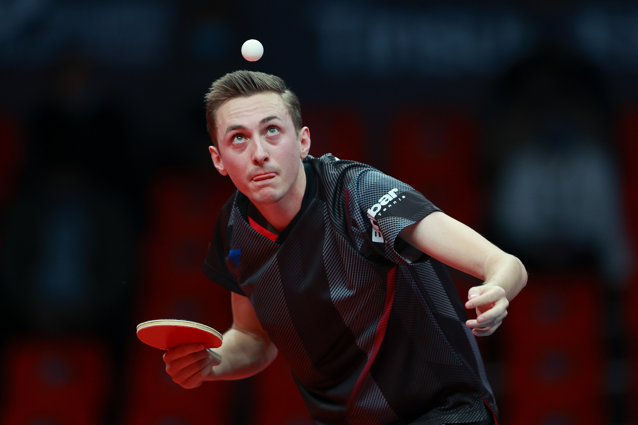 First European World Table Tennis event in Budapest sees top seeds Pitchford and Yang progress on day one