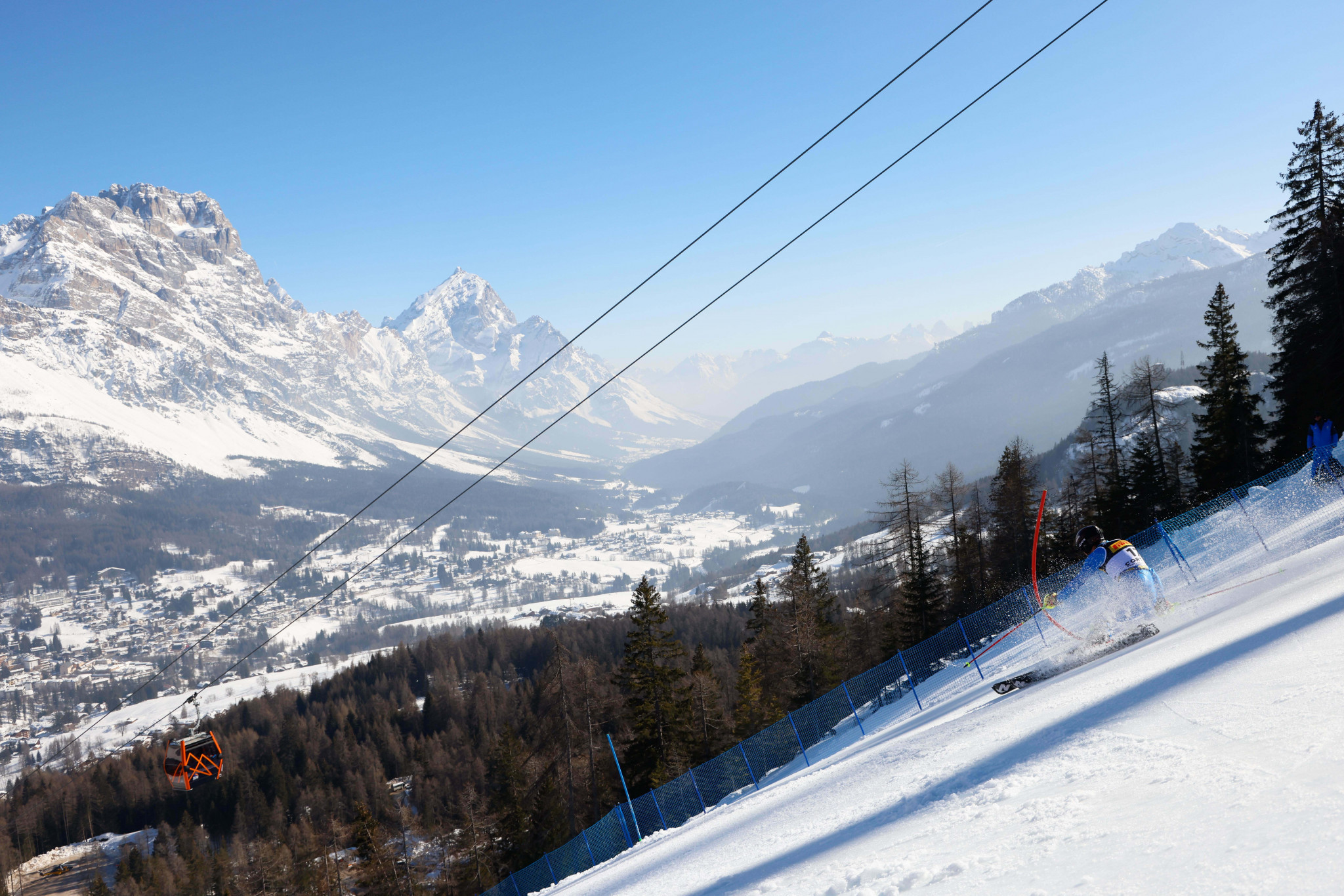 Poll shows strong local opposition to sliding track reconstruction plans in Cortina d'Ampezzo for 2026 Winter Olympics
