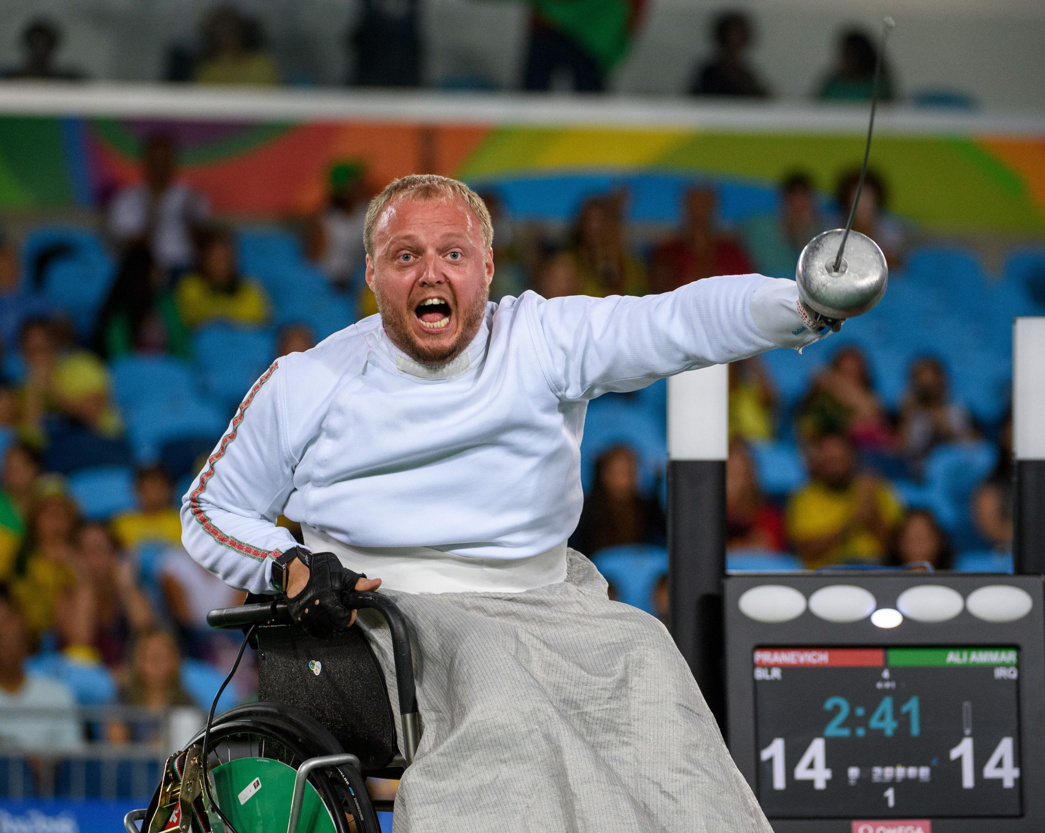 Belarus' Paralympic team given official send-off prior to Tokyo 2020