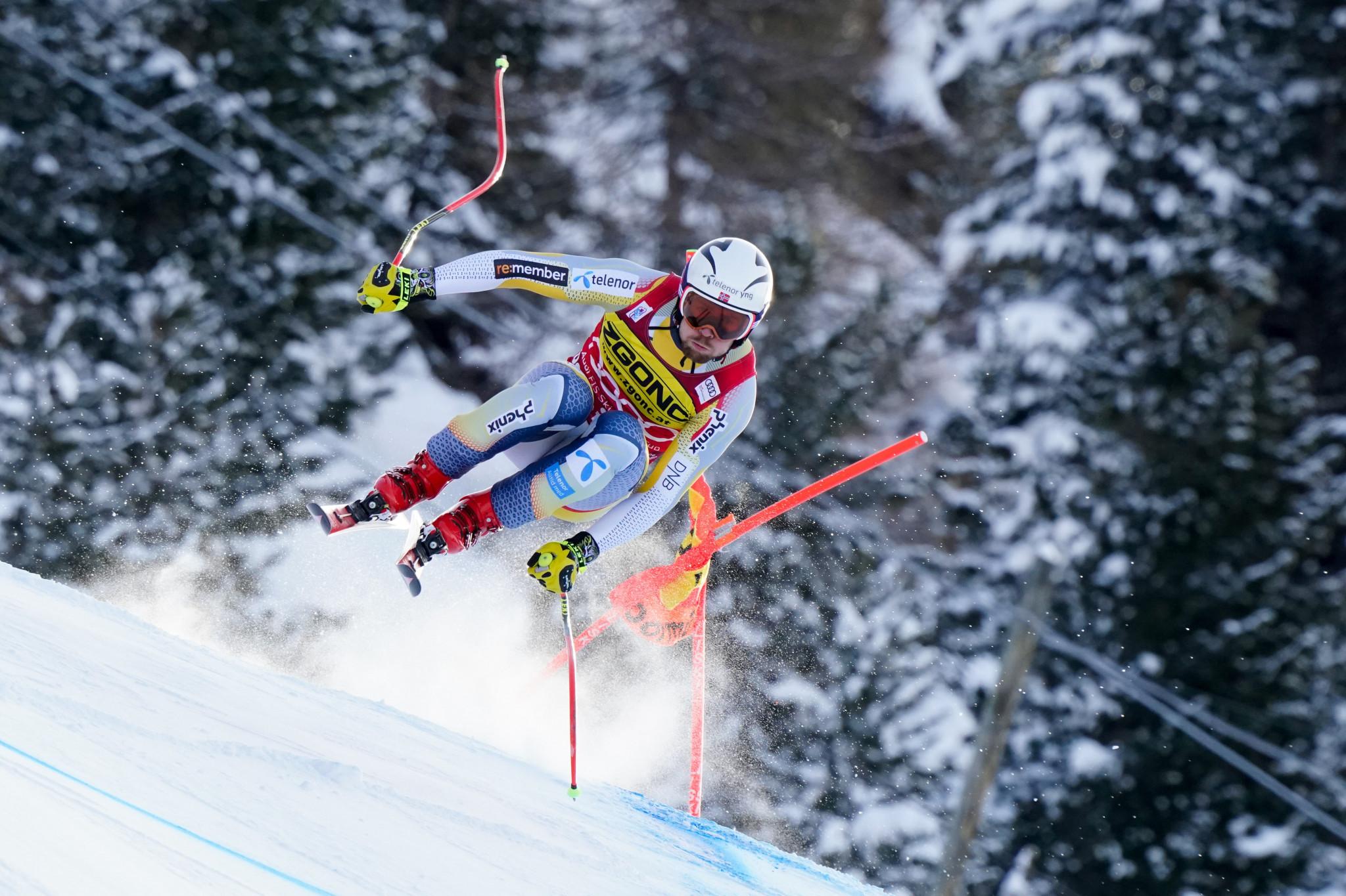 Kilde awarded with Val Gardena Südtirol Ski Trophy