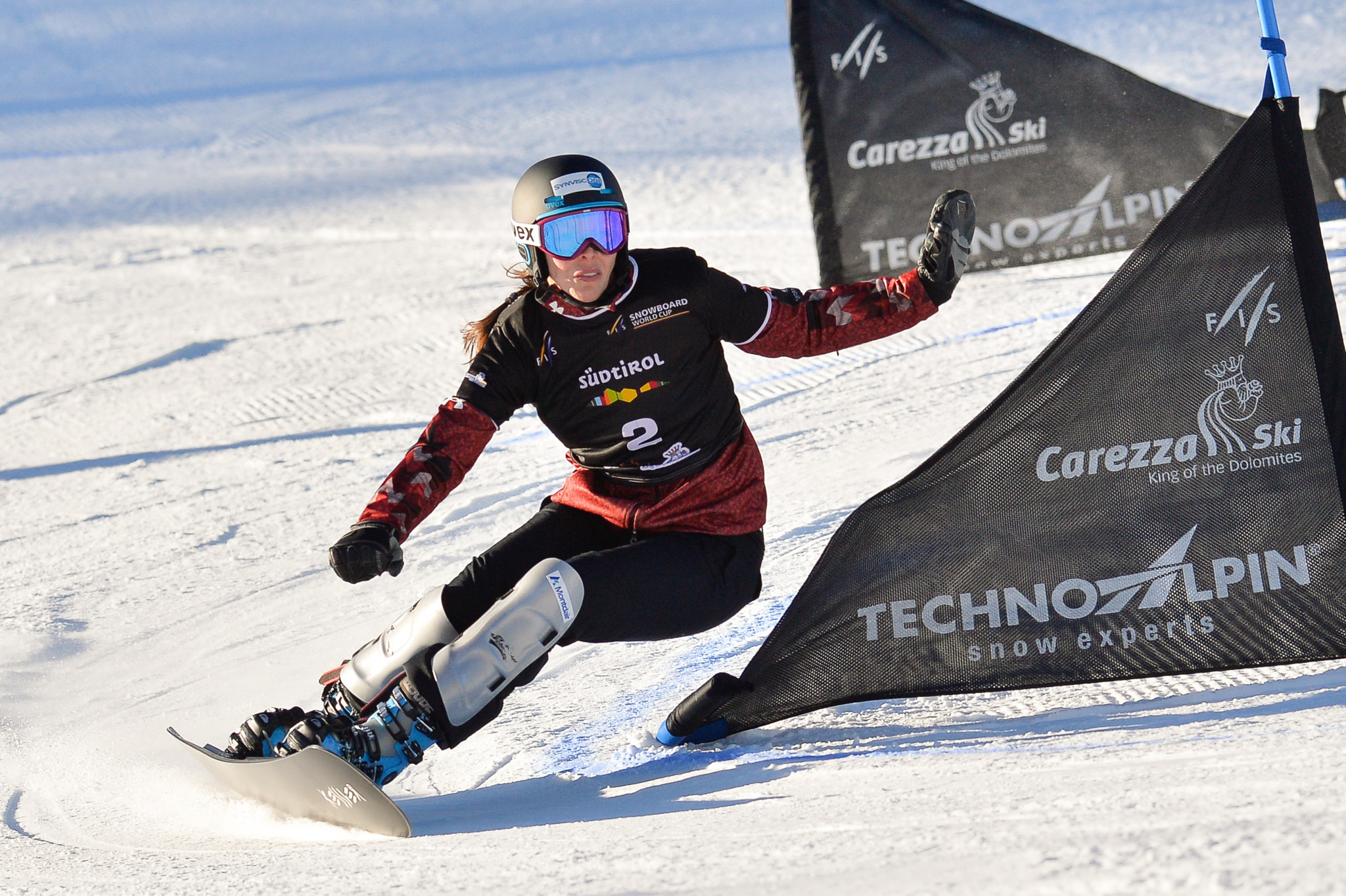 Carezza confirmed as a host for 2021-2022 FIS Alpine Snowboard World Cup