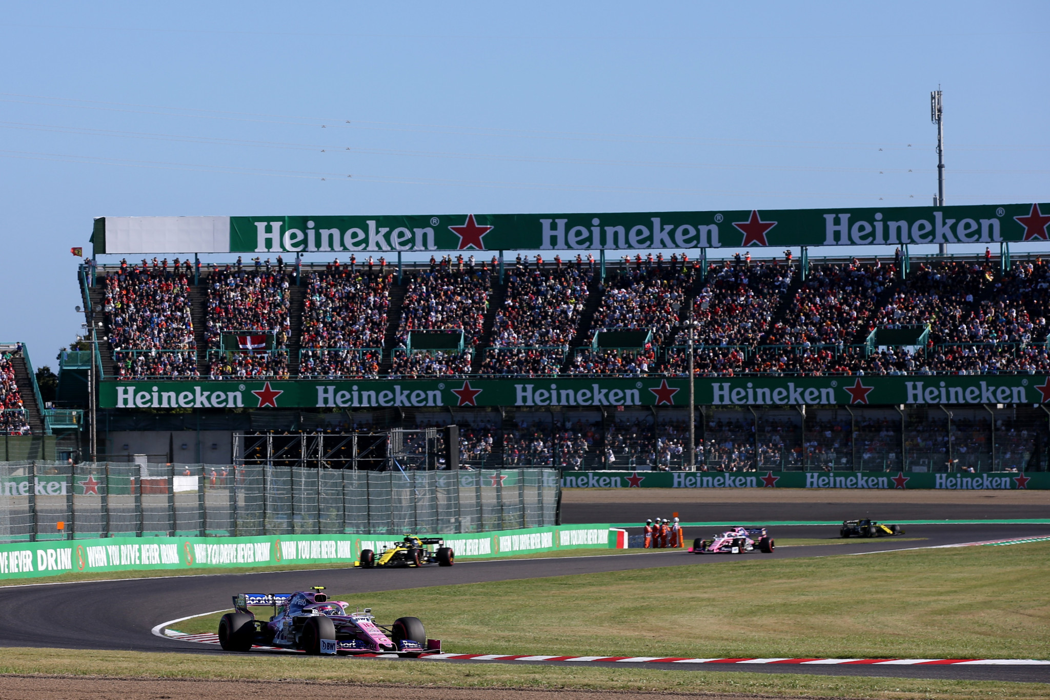 """Japanese Grand Prix cancelled over COVID-19 """"complexities"""""""