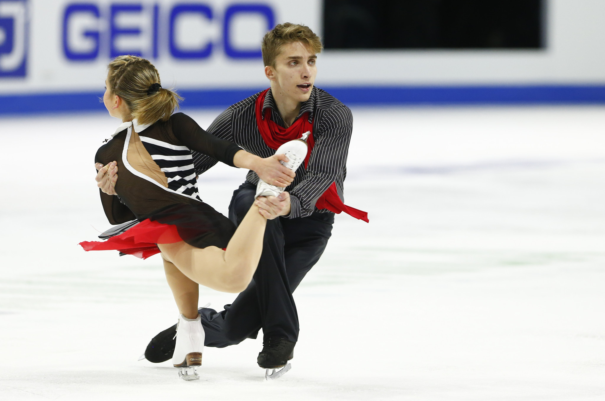 Russian figure skater Alexander Korovin will now represent the Philippines ©Getty Images