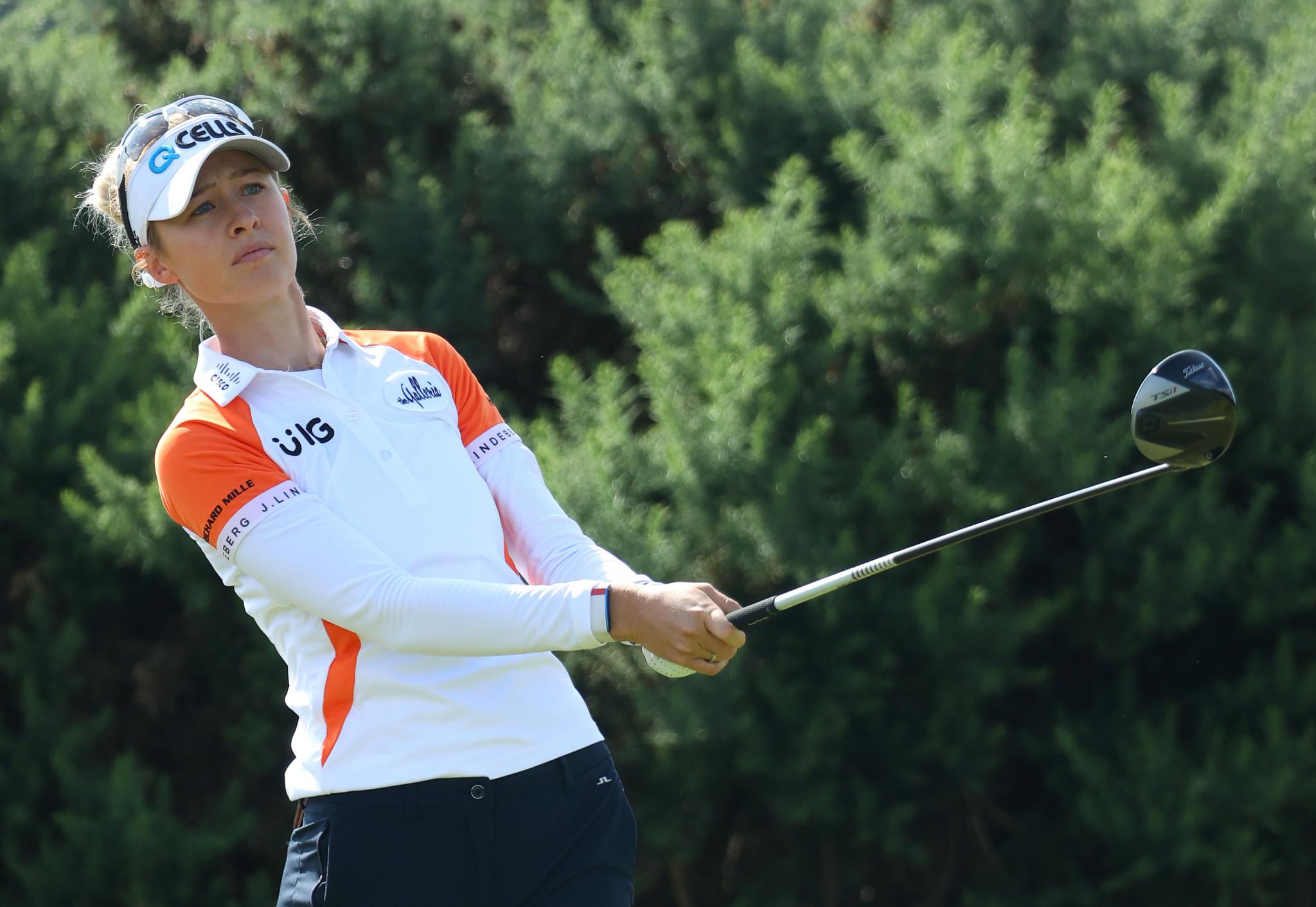 Korda looks towards her second major of 2021 at Women's British Open
