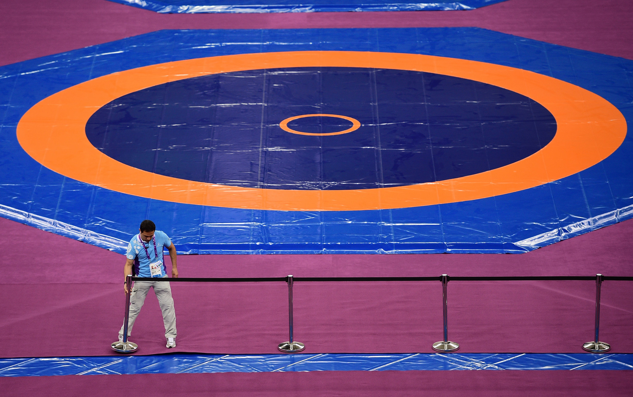 Iran take team title as men's freestyle finals continue at World Junior Wrestling Championships