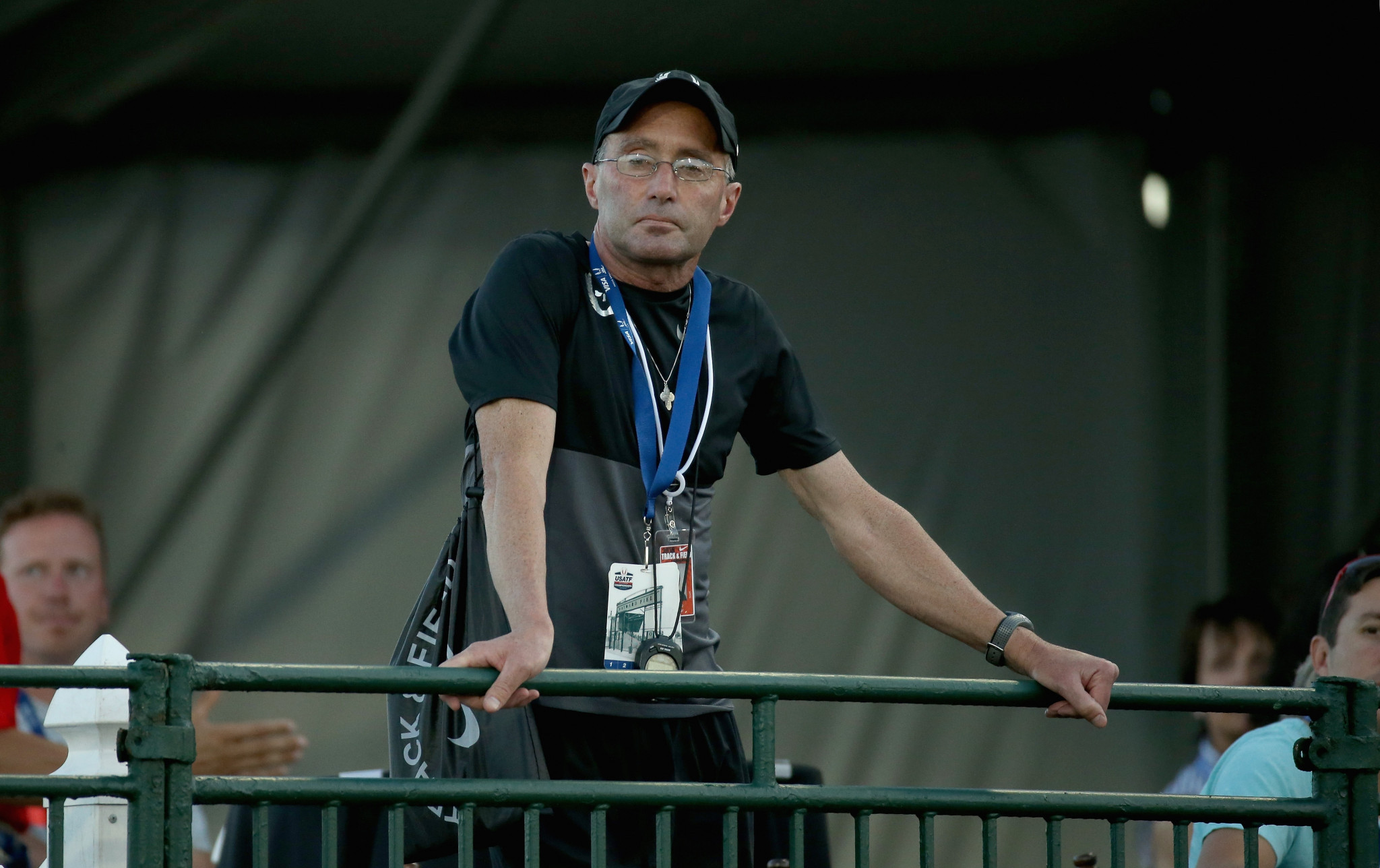 Salazar's name removed from Nike building after lifetime ban by SafeSport