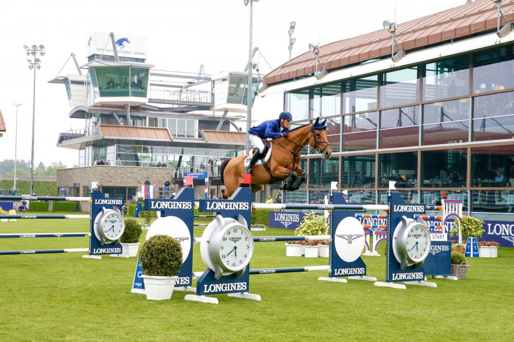 Valkenswaard will host its second event of this year's Longines Global Champions Tour  season ©Longines Global Champions Tour