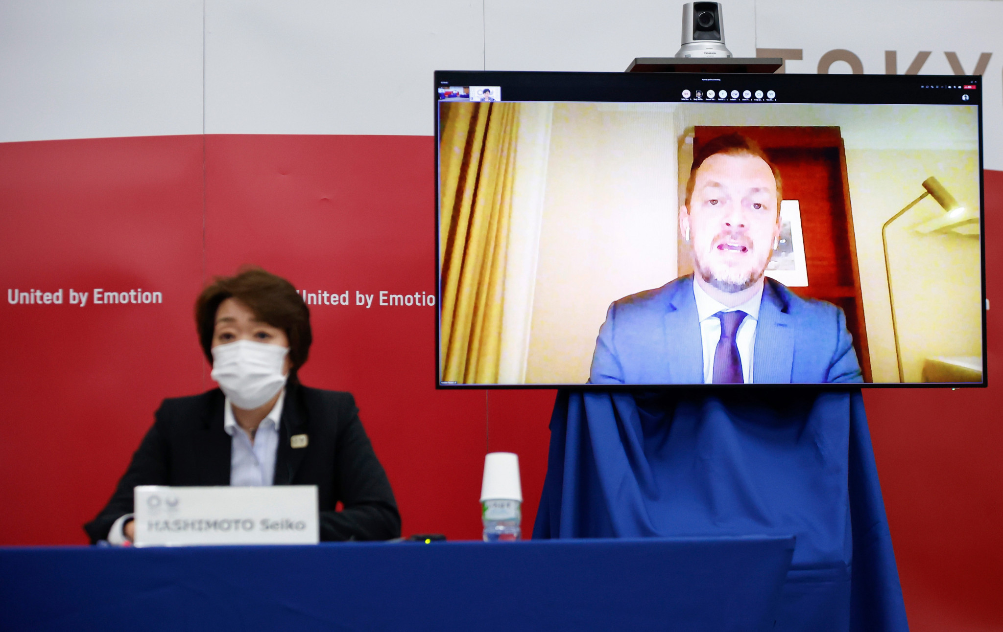 Tokyo 2020 Paralympics key to transforming lives of disabled people, Parsons claims