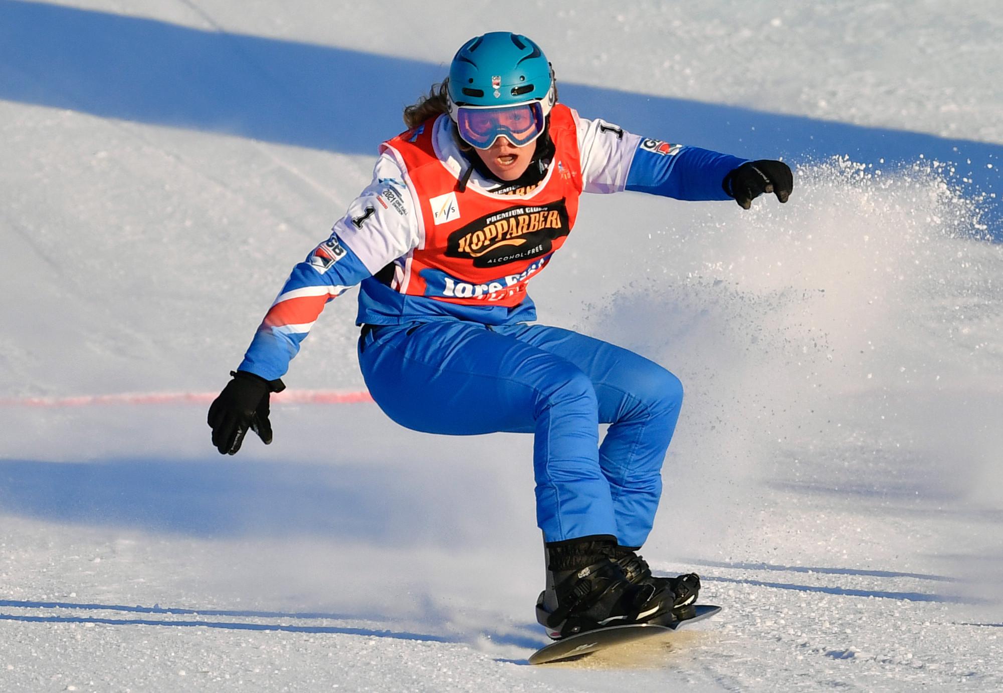 World champion Bankes headlines Britain's freestyle skiing, freeski and snowboard squads