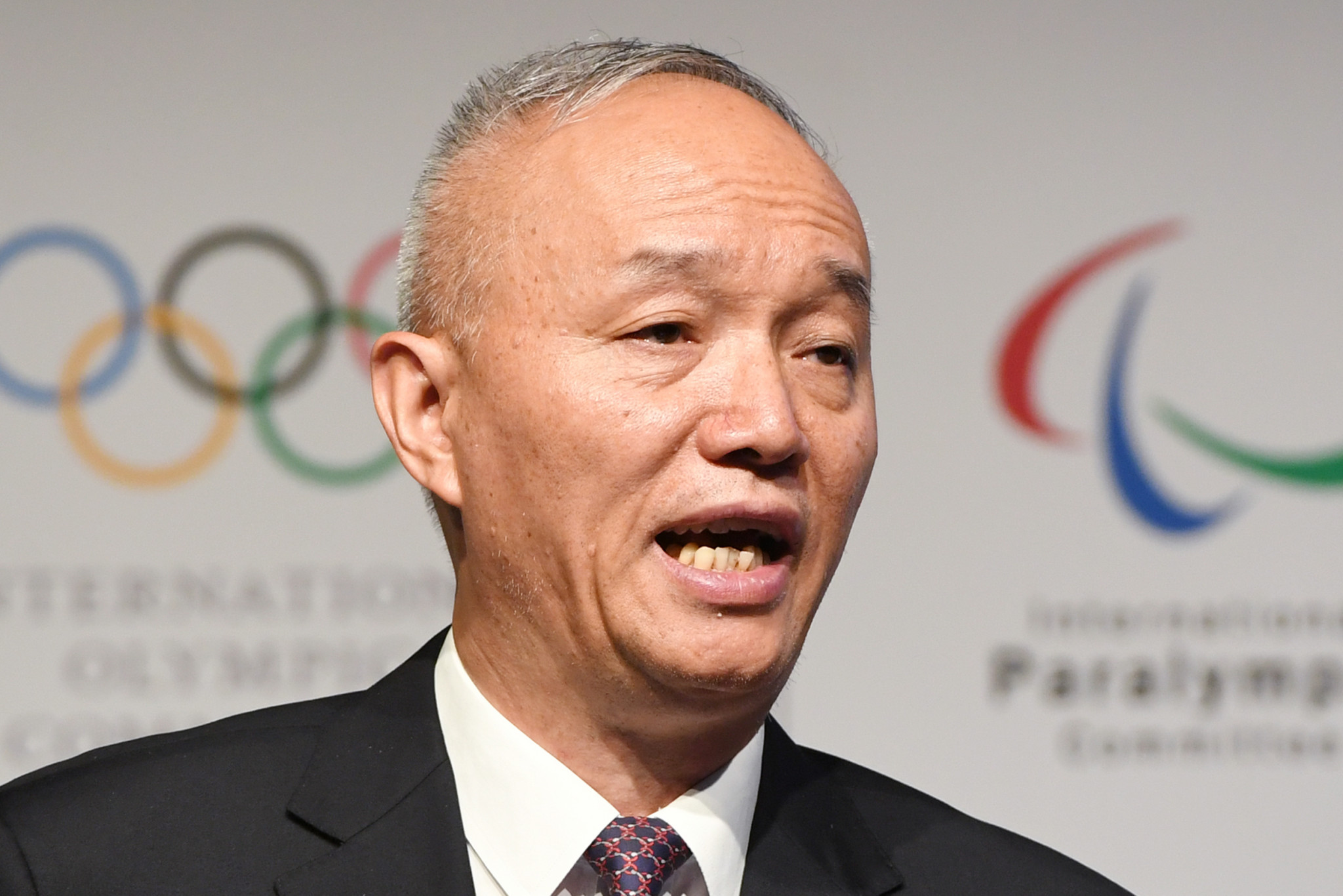"""Beijing 2022 President Cai Qi has vowed to implement """"strict epidemic prevention and control"""" at the Winter Olympics and Paralympics ©Getty Images"""