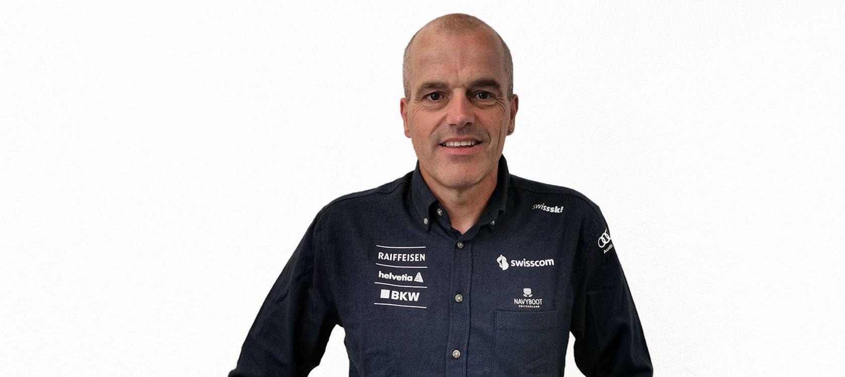 Keel appointed new head of biathlon at Swiss-Ski
