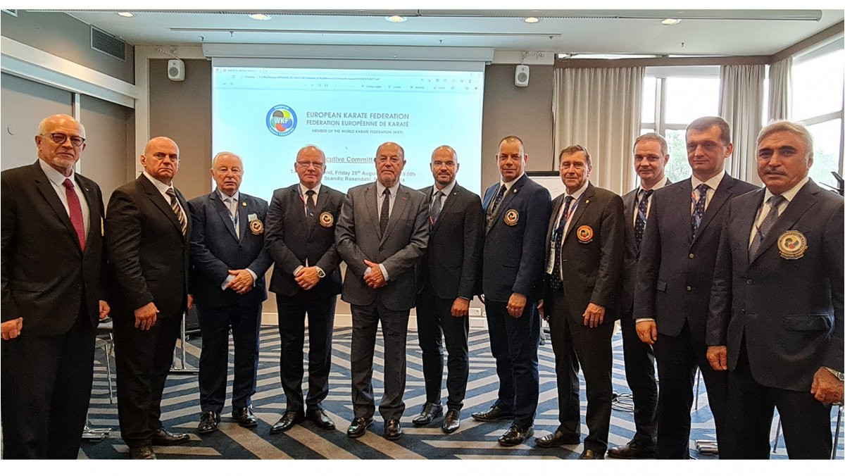 New EKF Executive Committee meets for first time to discuss state of the sport