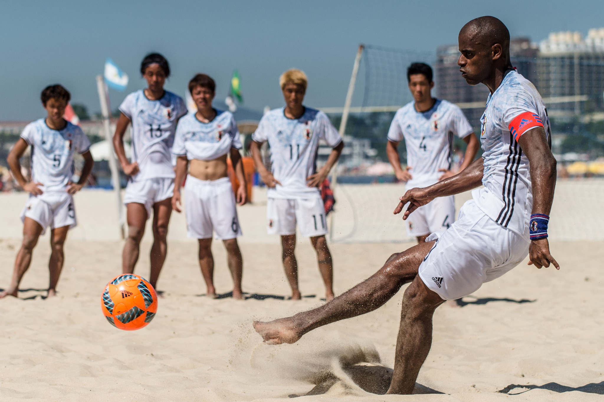 Japan seal place in knockout stage of FIFA Beach Soccer World Cup