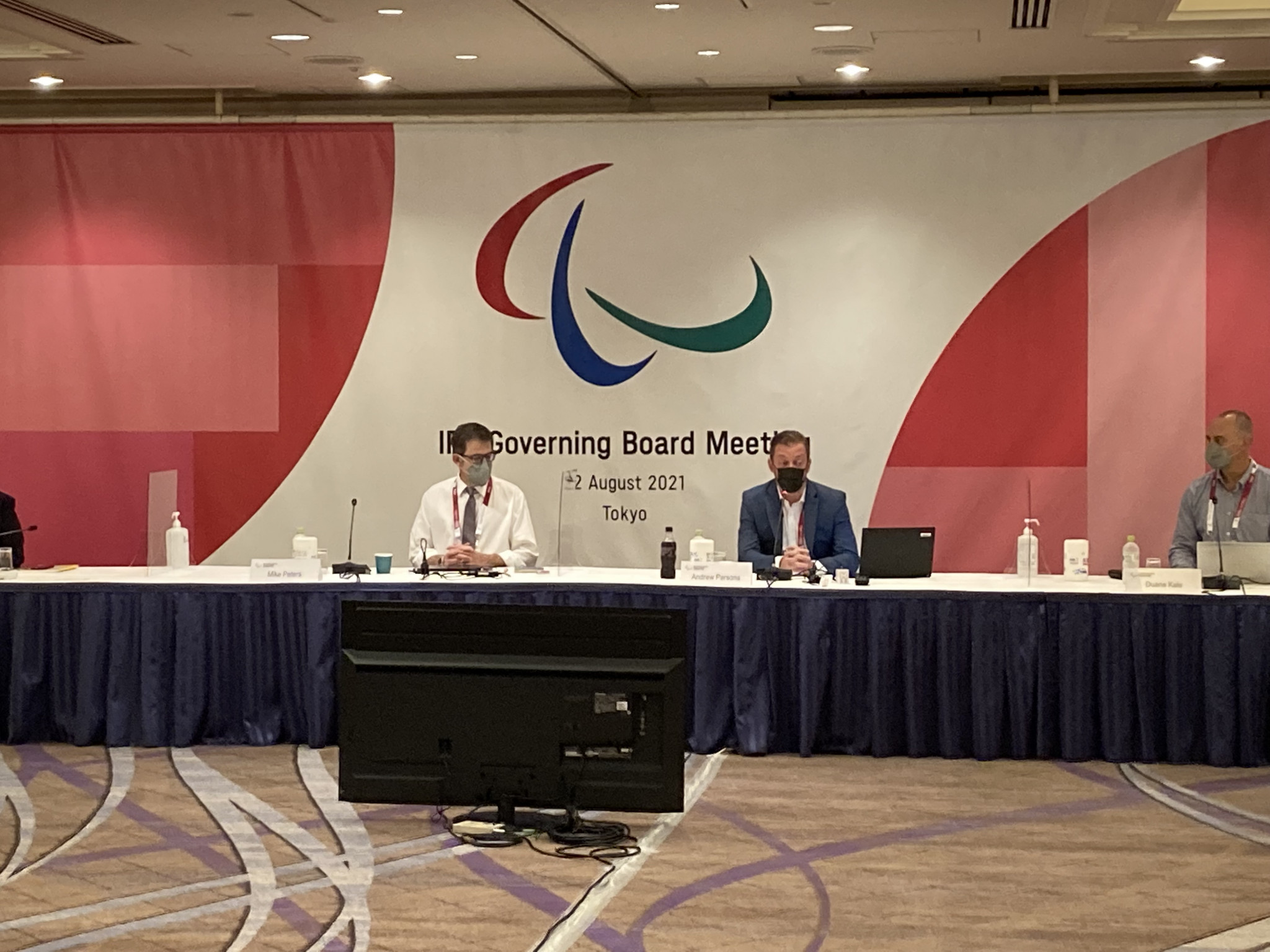 """Parsons """"convinced"""" Tokyo 2020 Paralympics can be held safely despite rising COVID-19 cases"""
