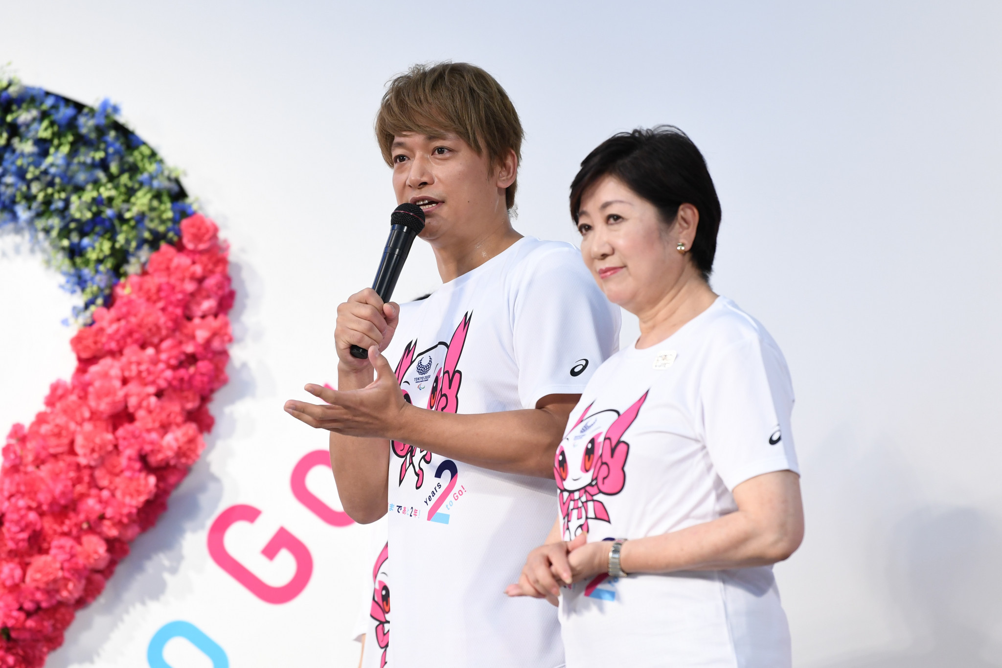 """Tokyo 2020 Paralympics has """"power to change society"""", Japanese music star claims"""