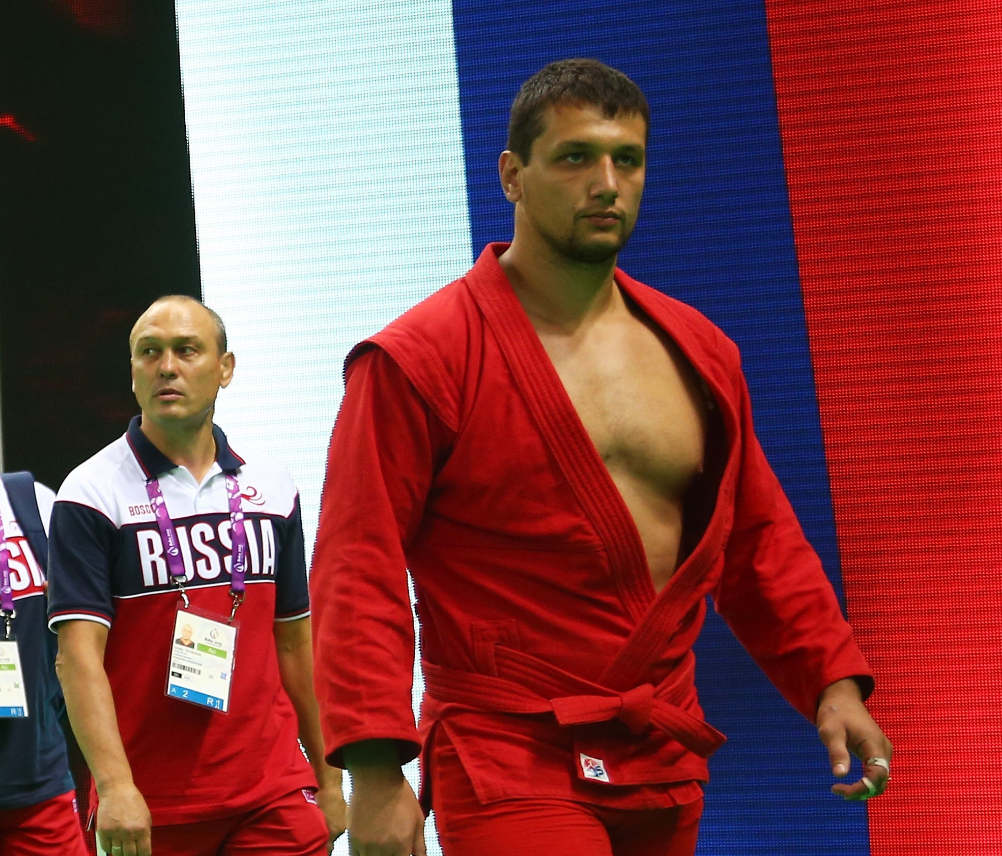 Russians dominate FIAS President's Cup, winning five of seven of gold medals