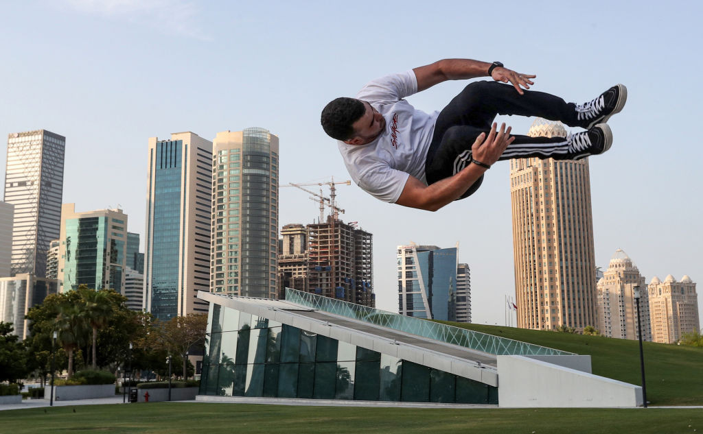 FIG postpones inaugural Parkour World Championships for third time