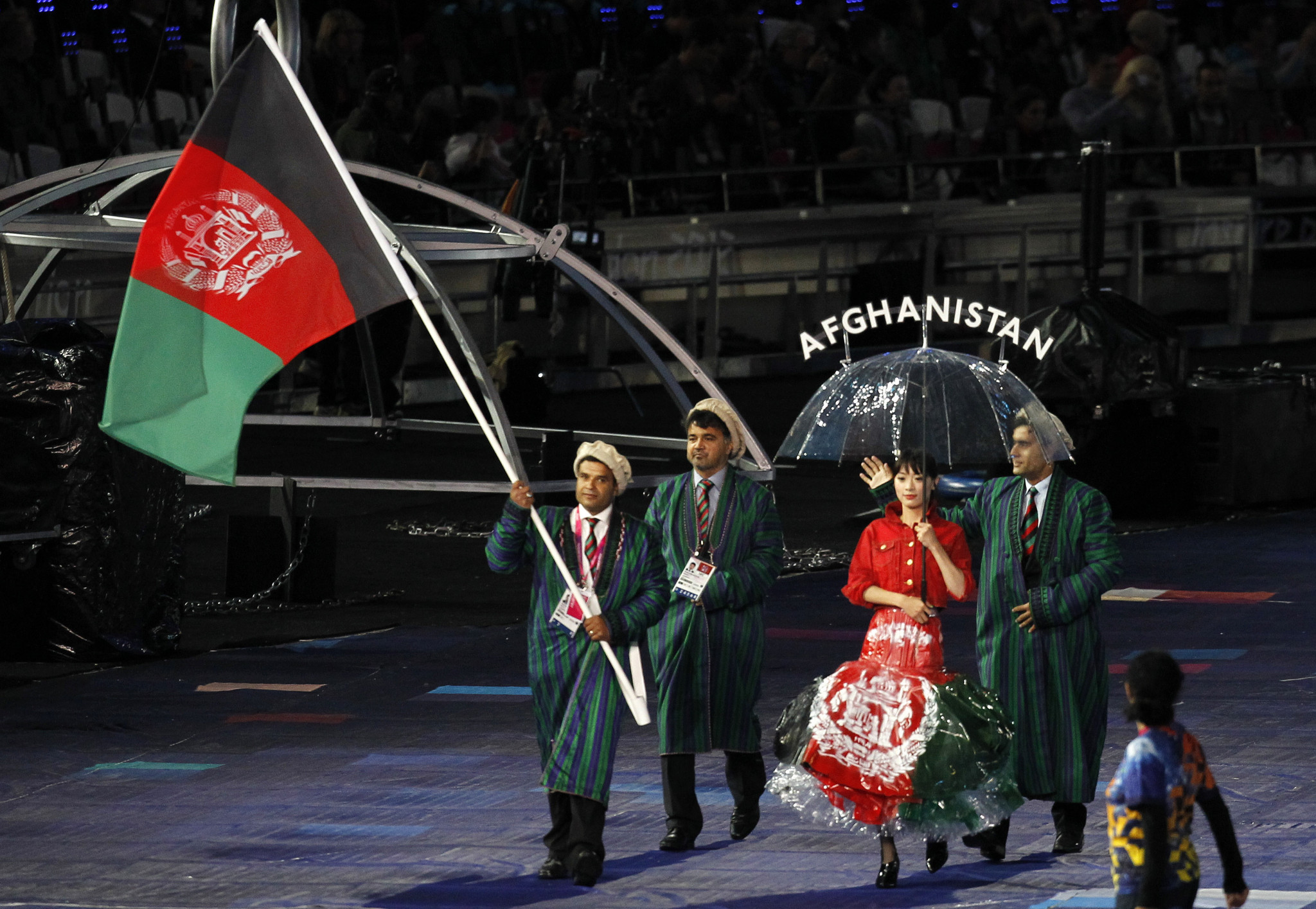 Afghanistan flag to be part of Tokyo 2020 Paralympics Parade of Nations in solidarity