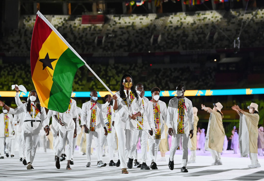 Ghana is hosting the 2023 African Games, and the country's Sports Minister has promised to build on the nation's performance at Tokyo 2020 during the event ©Getty Images