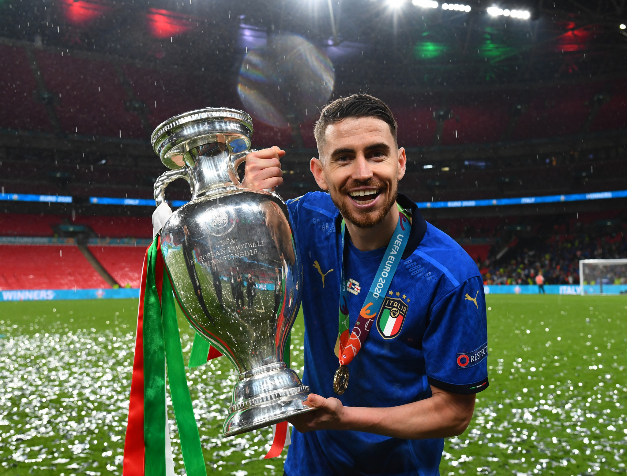 Jorginho and Hermoso tipped for success as nominees revealed for 2020-2021 UEFA Player and Coach of the Year Awards