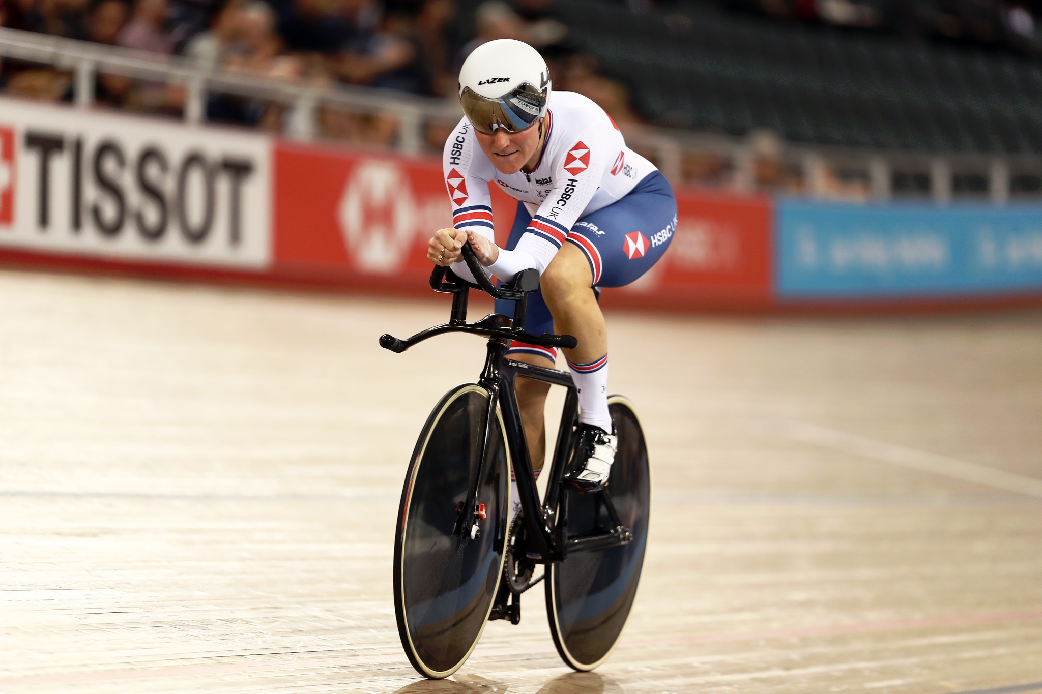 Storey eyes all-time British Paralympic record as Klaasen looks to seize golden chance