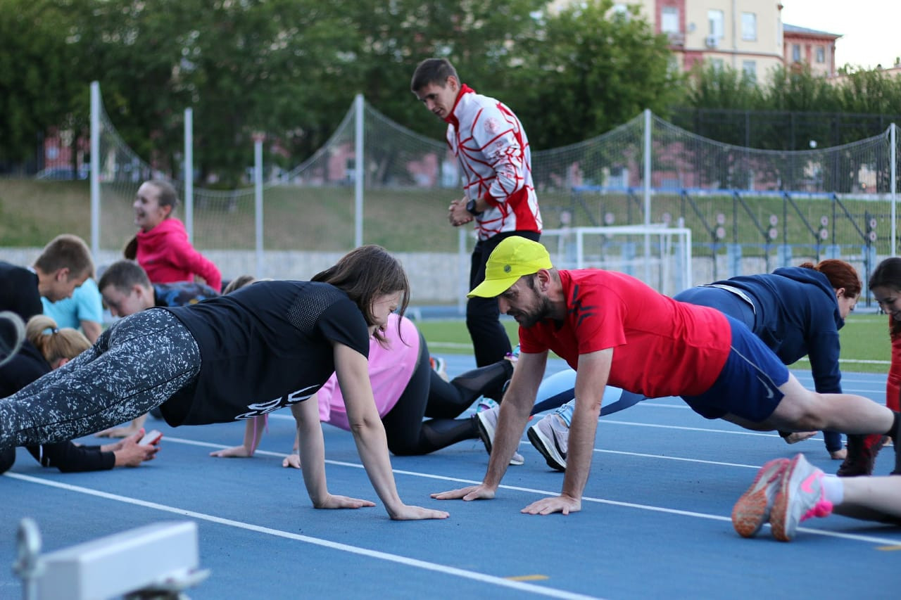 Russia hopes that more than 70 per cent of its population will take part in physical exercise by 2030 ©Russian Sports Ministry