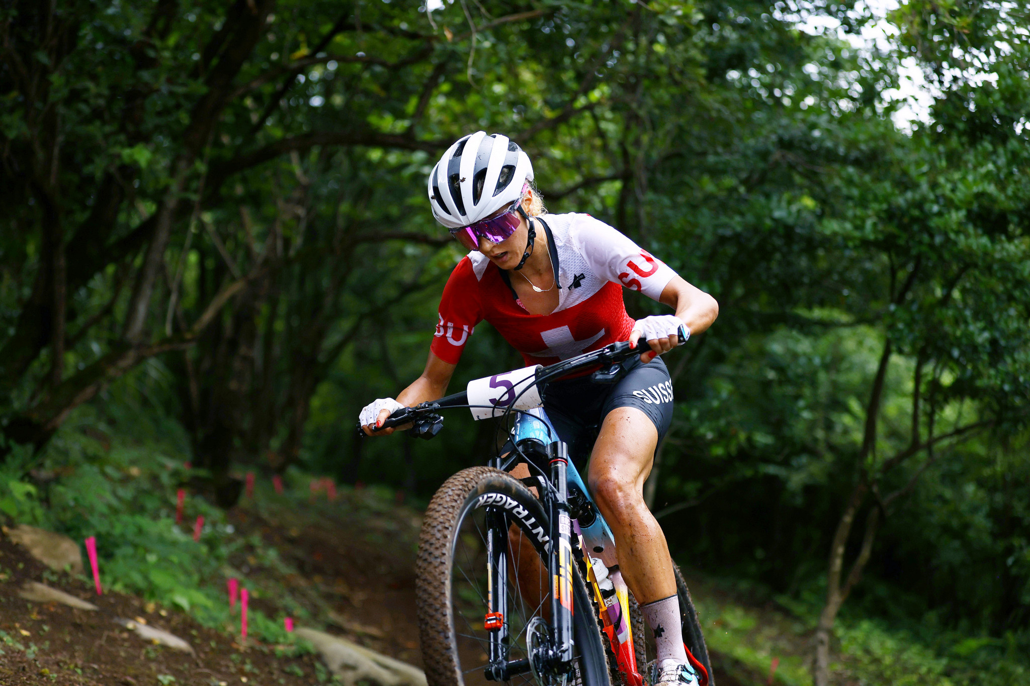 UCI Mountain Bike World Championships to feature finals in six disciplines