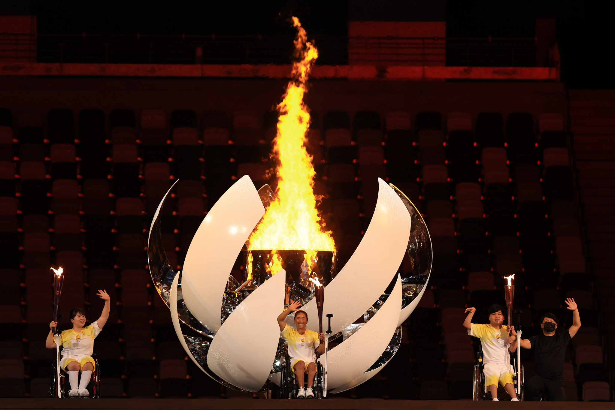 Tokyo 2020 Paralympic Games: Opening Ceremony