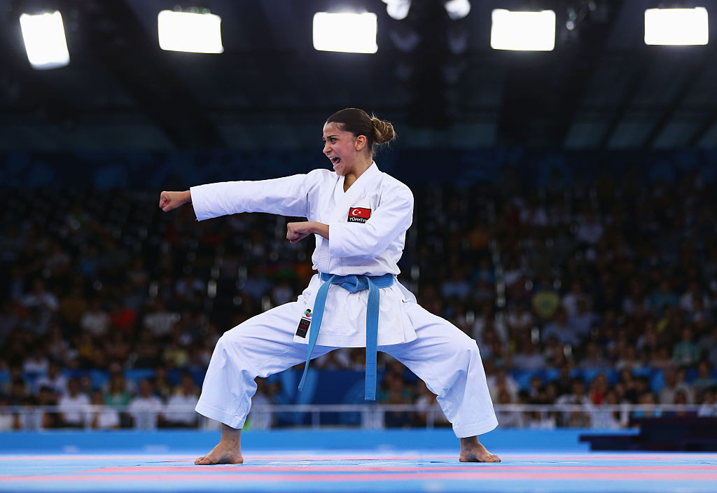 Paris hosted the Olympic Qualification Tournament in 2021 ©WKF