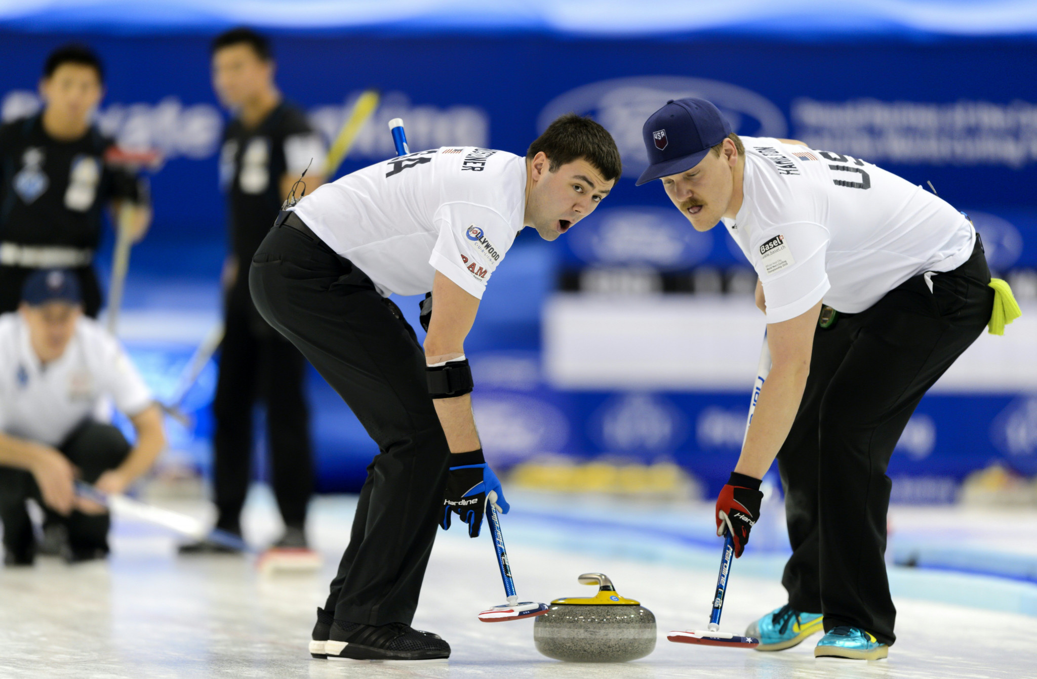The United States has won the World Men's Curling Championship four times with their last victory coming in 1978 ©Getty Images