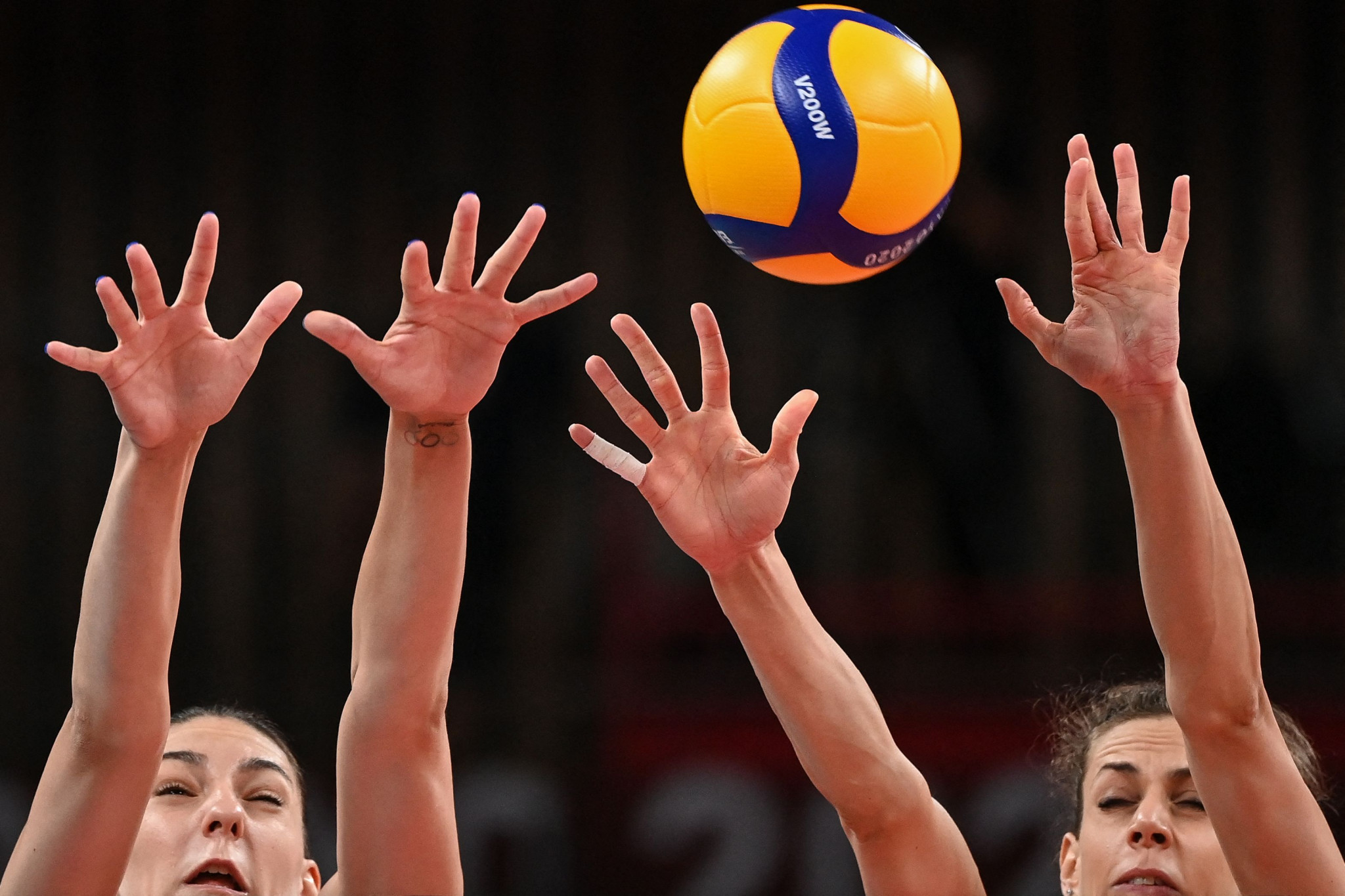 Turkey confirm place in 2021 Women's EuroVolley round of 16