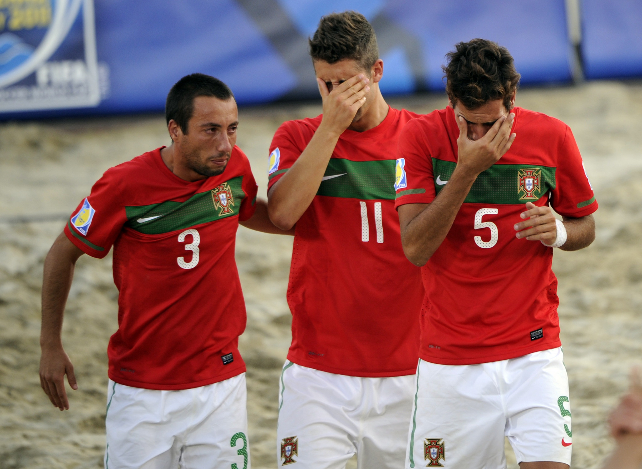 Defending champions Portugal knocked out of 2021 FIFA Beach Soccer World Cup