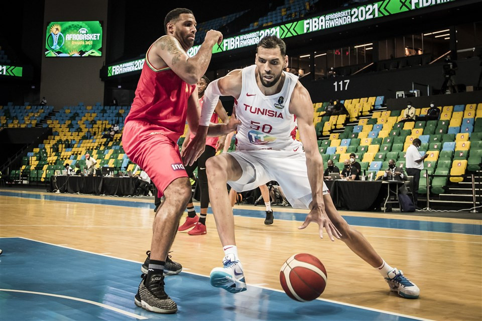 Holders Tunisia begin FIBA AfroBasket title defence with victory