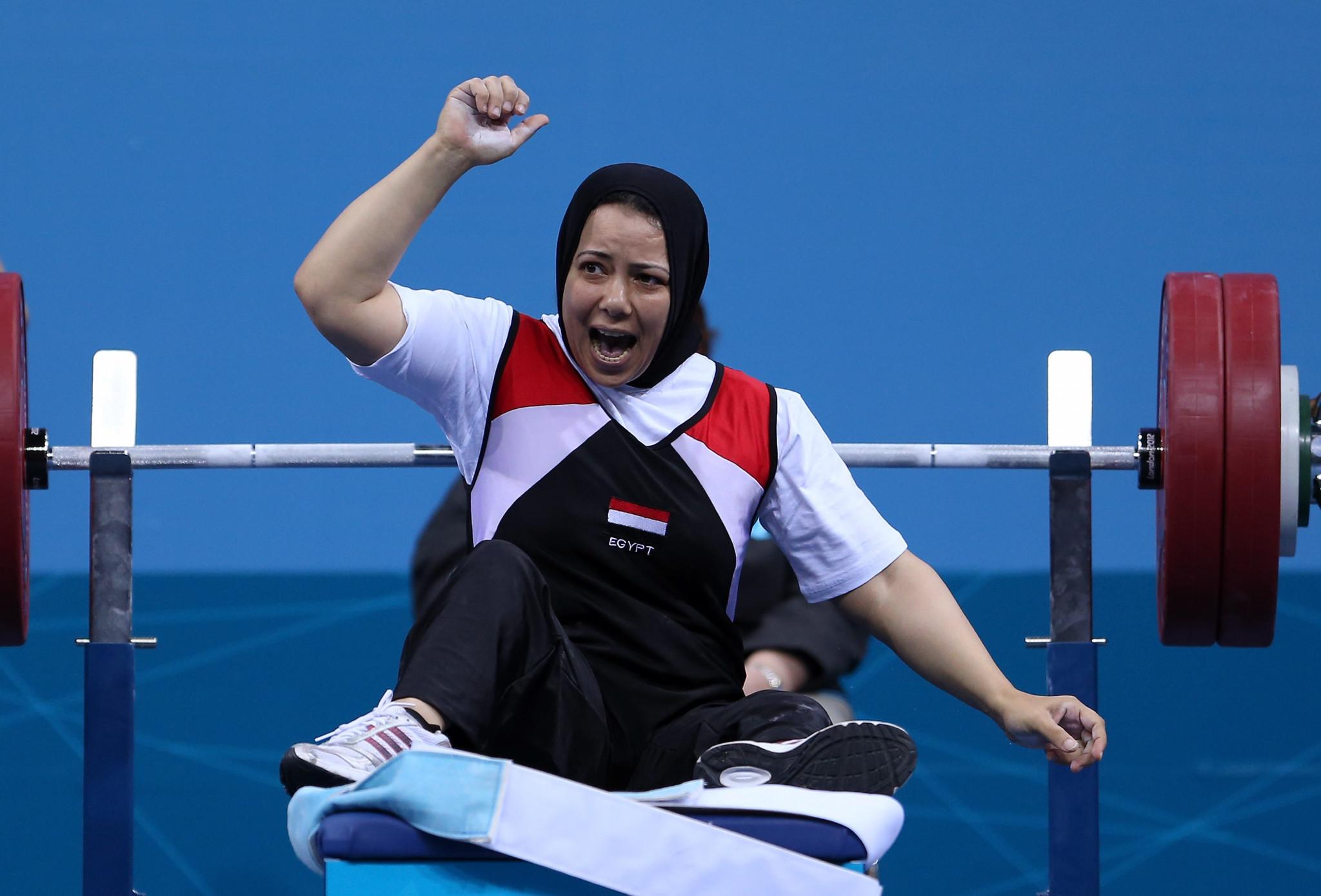 Omar seeks record sixth powerlifting medal at Tokyo 2020 Paralympics