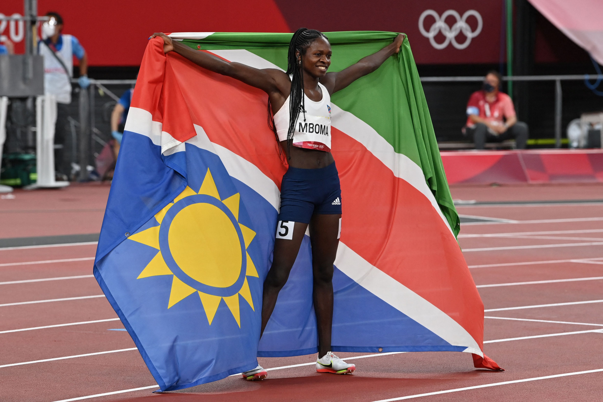 Namibian NOC President calls for more private-sector support following first Olympic medal in 25 years