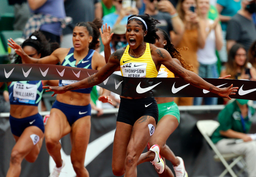 Olympic champions arrive in Lausanne as Diamond League returns to Europe