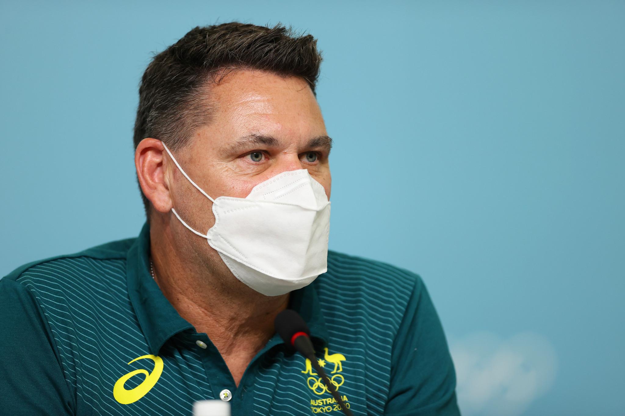 Taylor confirmed as Swimming Australia head coach prior to Birmingham 2022