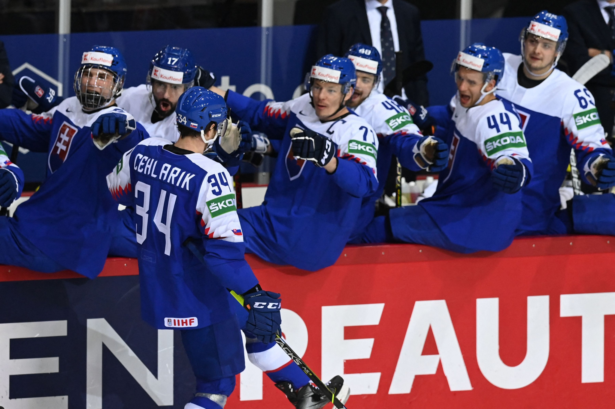 Slovakia seek Beijing 2022 spot as crunch time reached in men's ice hockey qualifiers