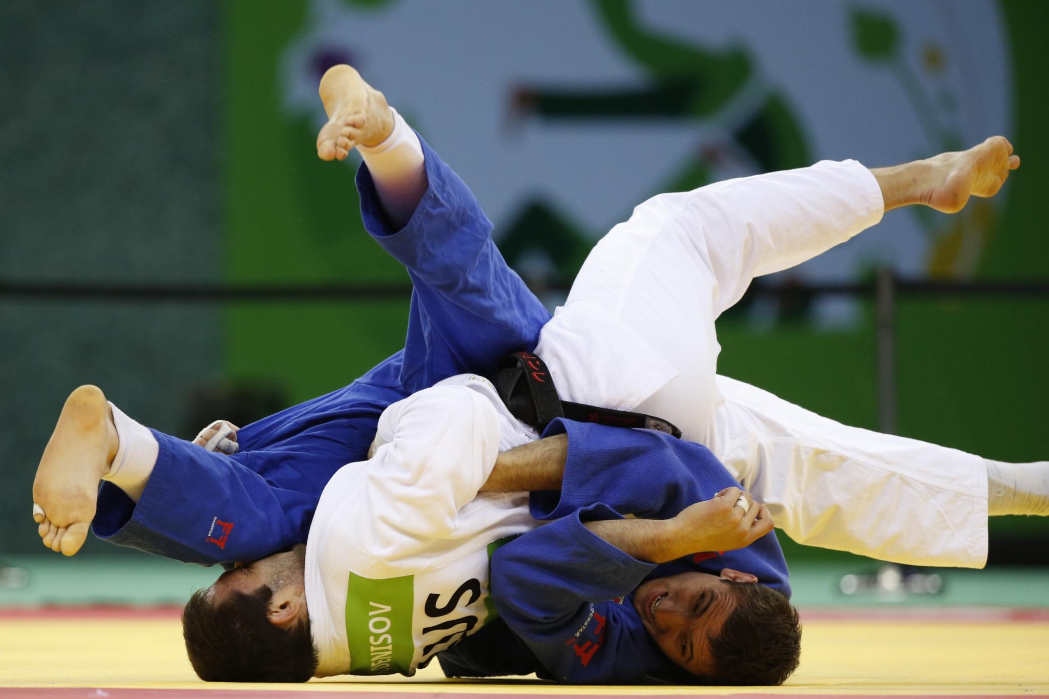 Materik named as an official sponsor of European Judo Union